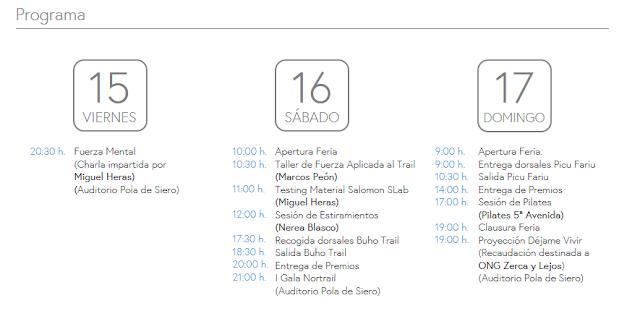 Trail&run Festival Pola de Siero