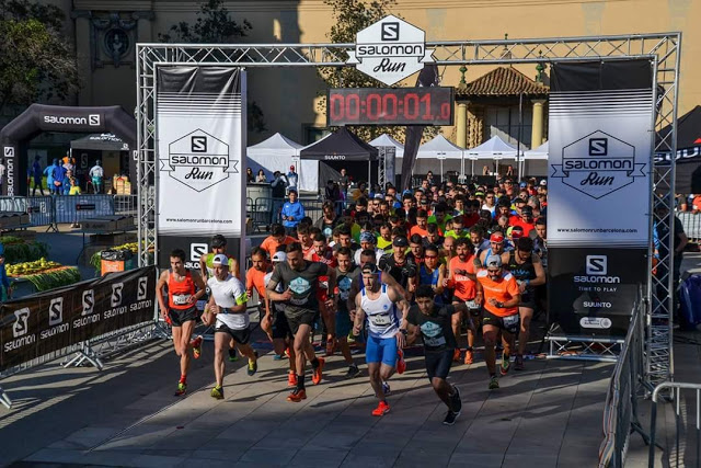 La Salomon Run se aplaza a 2021