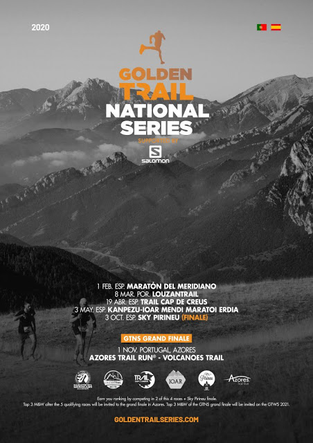 Golden Trail National Series 2020